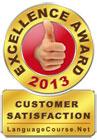 Excellence Award 2013
