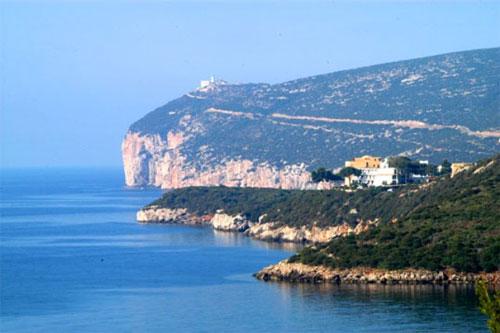 Vista di Alghero 2, Sardegna