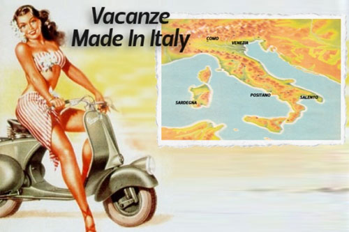 Vacances made in Italy